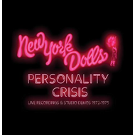 Personality Crisis: Live Recordings & Studio Demos 1972-1975 (5CD)