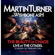 The Beauty Of Chaos: Live At The Citadel, St. Helens 26th February 2016 (2CD + DVD)