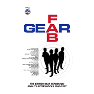 Fab Gir - The British Beat Explosion And Its Aftershocks (6CD)