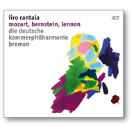 Produktbilde for Mozart, Bernstein, Lennon (CD)