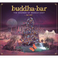 Produktbilde for Buddha Bar: The Sounds Of The Middle East (CD)