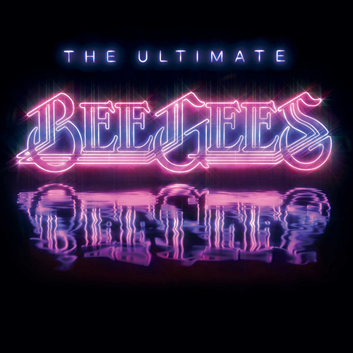 The Ultimate Bee Gees - US Version (USA-import) (2CD)