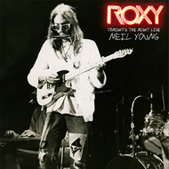 Roxy - Tonight's The Night Live (CD)
