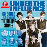 Under The Influence: 60 Songs That Influenced The Rolling Stones (3CD)