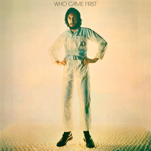 Who Came First - 45th Anniversary Expanded Edition (USA-import) (2CD)