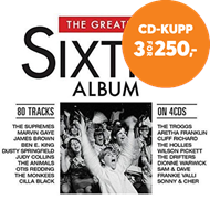 Produktbilde for The Greatest Sixties Album (4CD)