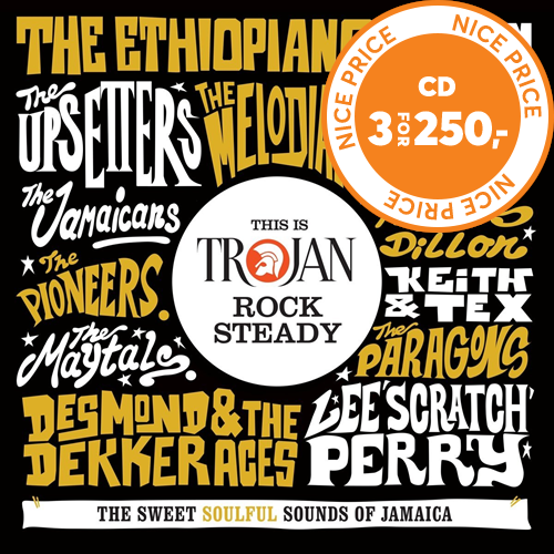 This Is Trojan Rock Steady (2CD)