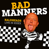 Baldheads Live In Essex (CD + DVD)
