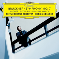 Bruckner: Symphony No. 7 / Wagner: Siegfried's Funeral March (CD)