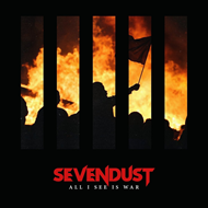 All I See Is War (CD)