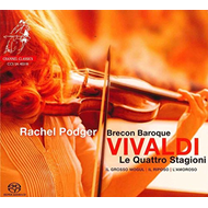 Rachel Podger - Vivaldi: Le Quattro Stagioni / The Four Seasons (SACD-Hybrid)