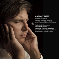 Pitts: Missa Unitatis (CD)