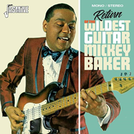 Return Of The Wildest Guitar (CD)
