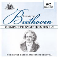 Beethoven: Complete Symphonies 1-9 (6CD)