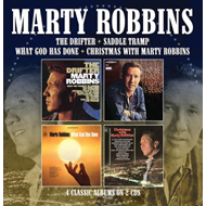 The Drifter/Saddle Tramp/What God Has Done/Christmas With Marty Robbins (2CD)