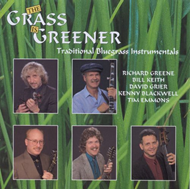 Grass Is Greener (CD)