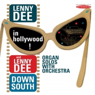 Lenny Dee In Hollywood!/Lenny Dee Down South (CD)