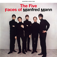 Five Faces Of Manfred Mann (CD)