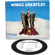 Wings Greatest (CD)