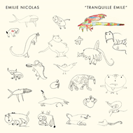 "Produktbilde for ""Tranquille Emile"" (CD)"