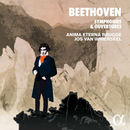 Beethoven: Symphonies - Ouvertures (6CD)