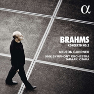 Brahms: Piano Concerto No. 2 (CD)