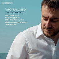 Palumbo: Three Concertos (SACD-Hybrid)