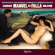 De Falla: Fantasia Baetica & Other Piano Music (CD)