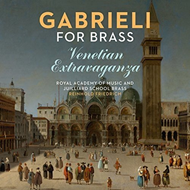 Gabrieli For Brass: Venetian Extravaganza (CD)