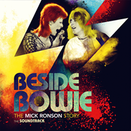 Beside Bowie: The Mick Ronson Story - The Soundtrack (CD)