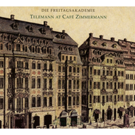 Telemann At Café Zimmermann (CD)