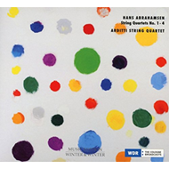 Abrahamsen: String Quartets No. 1-4 (CD)