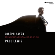 Paul Lewis - Haydn: Piano Sonatas (CD)