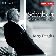 Barry Douglas - Schubert: Works For Solo Piano, Vol. 3 (CD)