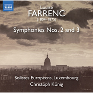 Farrenc: Symphonies Nos. 2 And 3 (CD)