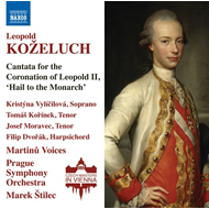 Kozeluch: Cantata For The Coronation Of Leopold II (CD)