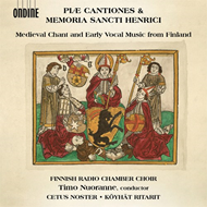 Piae Cantiones  Memoria Sancti Henrici - Medieval Chant And Early Vocal Music From Finland (2CD)