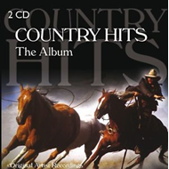 Country Hits - The Album (2CD)