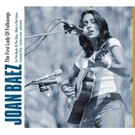 Produktbilde for First Lady Of Folksongs (CD)