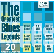 Essential Blues Collection (10CD)