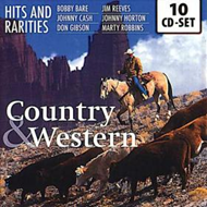 Country And Western Hits (10CD)