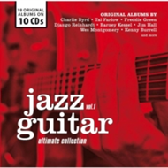 Produktbilde for Ultimate Jazz Guitar Collection (10CD)