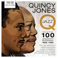 Q-Jazz - Legendary Recordings (10CD)