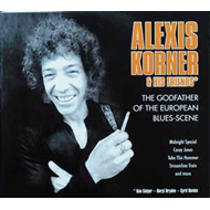 Godfather Of Europ Blues (CD)