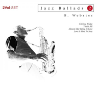 Produktbilde for Jazz Ballads 2 - Ben Webster (2CD)