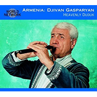 Armenia - Heavenly Duduk (CD)
