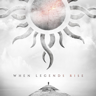 Produktbilde for When Legends Rise (USA-import) (CD)