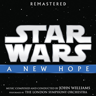 Produktbilde for Star Wars: A New Hope (Remastered) (CD)