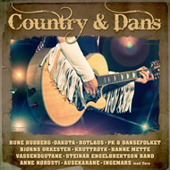 Produktbilde for Country & Dans (2CD)