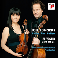 Jan Vogler & Mira Wang - Double Concertos (CD)